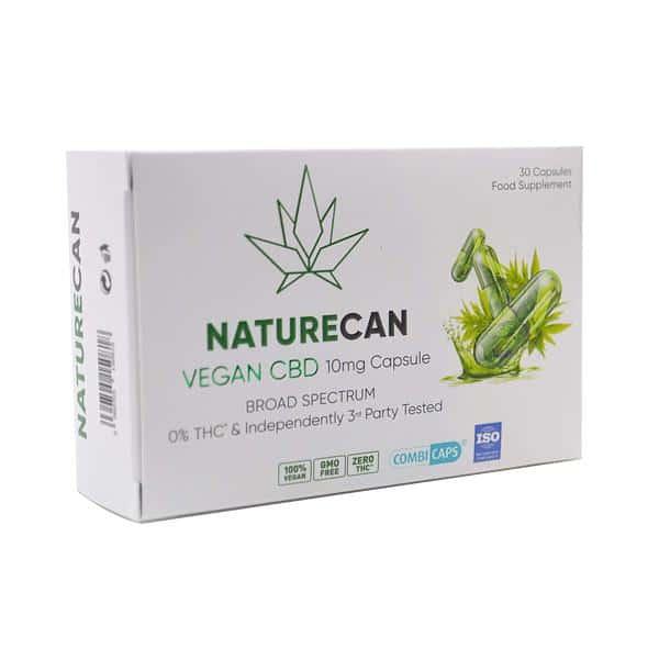 Naturecan Vegan CBD Capsules
