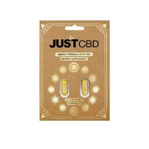 Justcbd 2x caps