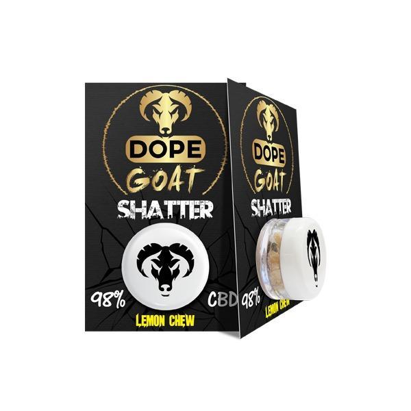 Doap Goat Shatter Lemon Chew