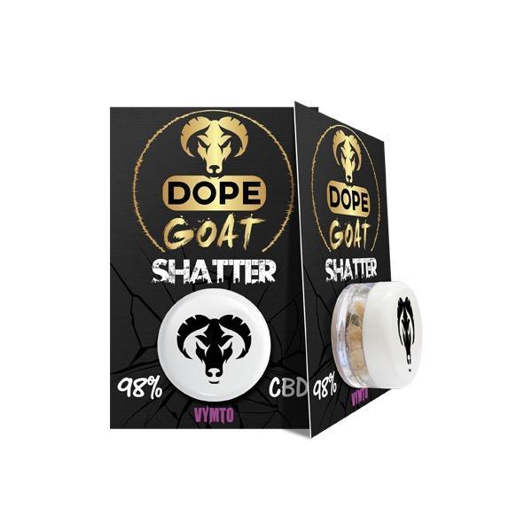 Doap Goat Shatter Vymto